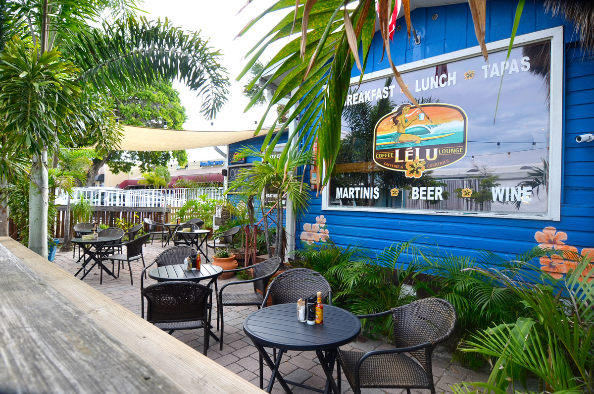 lelu coffee siesta key village