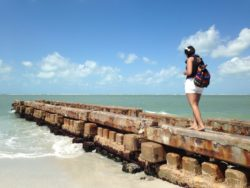 The Old Siesta Key Fishing Pier