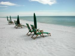 Why Do White Sand Beaches Stay Cool?