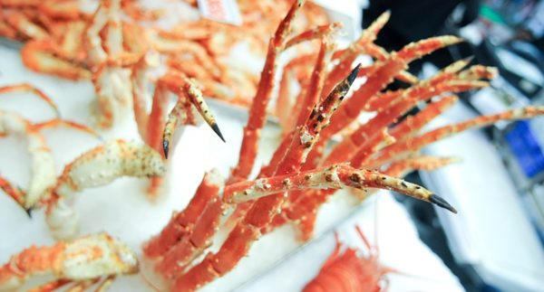 What's the difference between imitation crab and authentic crab?    Peppertree Bay