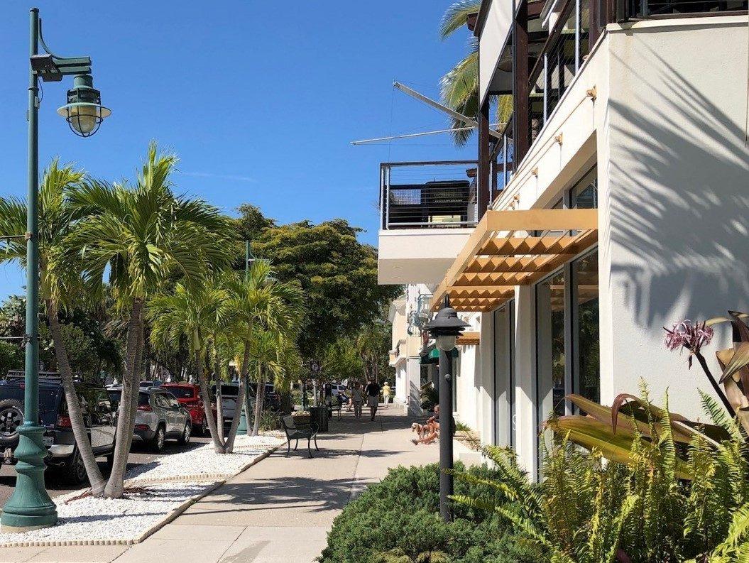 Fun shopping places in Sarasota, Florida