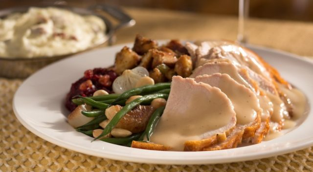 Thanksgiving Dinner in Siesta Key Favorites Turkey