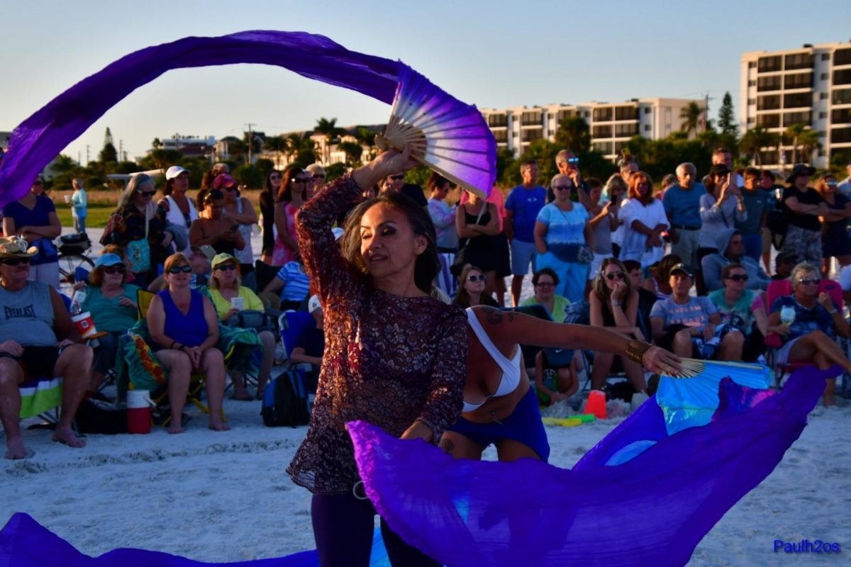 If you have your own drum, bring it along with you during your vacation. It can certainly be put to use in the Siesta Key drum circle!