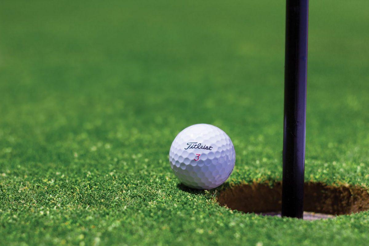 Golf course in Siesta Key